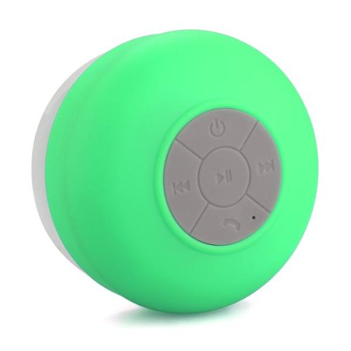 Baño Con Ducha Portatil:Coche Cocina con microfono Impermeable Portatil Verde Compatible con