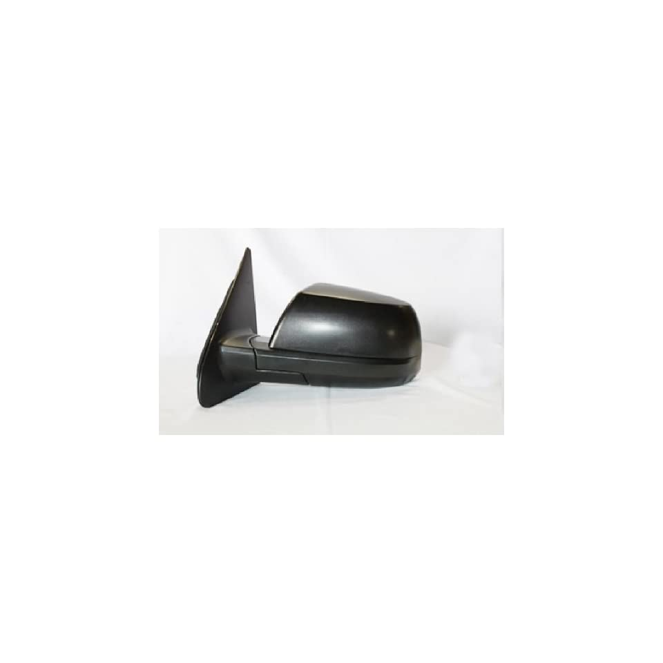Discount Starter and Alternator 4091L Toyota Tundra Driver Side Replacement Mirror Manual Non Heated Folding