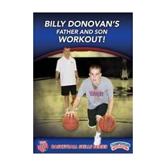 Buy AAU Basketball Skills Series: Billy Donovan's Father and Son Workout (DVD) by Championship Productions