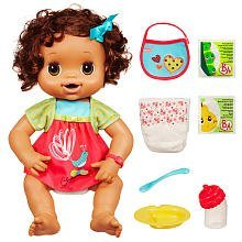 Baby Alive My Baby Alive - Brunette front-888478