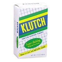 Klutch Denture Adhesive Powder - 1.75 Oz