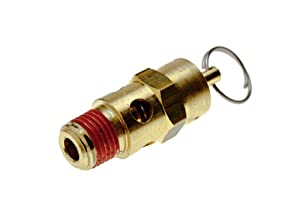 DeVilbiss TIA-4200 Safety Valve for Air Compressors - Air
