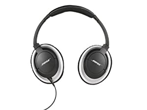 Bose® AE2 audio headphones (Black) (Discontinued by Manufacturer)