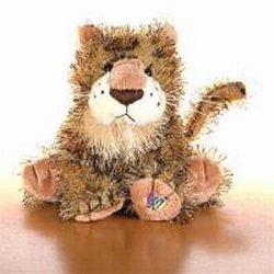 Webkinz Lil'kinz Leopard - 1