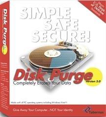 Tabernus, Llc Dp-Std-3 Disk Purge Standard Edition 3.0 front-705742