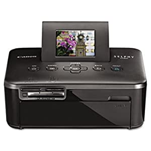 SELPHY CP800 Dye-Sublimation Compact Photo Printer, Black