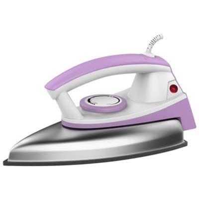 Usha Light Weight EI3402 1000-Watt Dry Iron (Colors may vary)