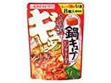 味の素 鍋キューブ ピリ辛キムチ 8P