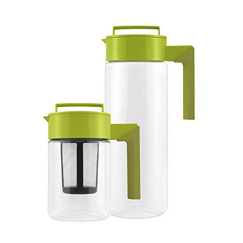 Takeya Iced Tea Maker Set (Takeya Pitcher Glass compare prices)