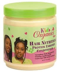 Kids Organics Hair Nutrition