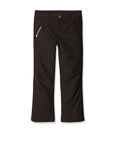Alpine Pro Pantalón Softshell Platan 2 Ins. Negro