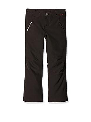 Alpine Pro Pantalón Softshell Platan 2 Ins. (Negro)