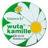 ハーバシン Herbacin ハンドクリーム 缶 75mL