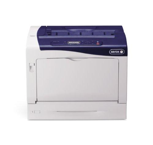 Xerox 7100V N Phaser Stampante, 30 ppm a Colori, A3, Network, Adobe PS3, Grigio/Blu