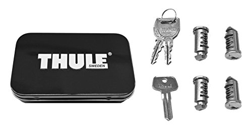 Thule 544 Lock Cylinders for Car Racks (4-Pack) (The Thule compare prices)