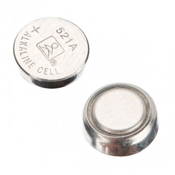 10pcs 10mAh AG0 379A LR521 SR521 Alkaline Watch Button Cell Battery