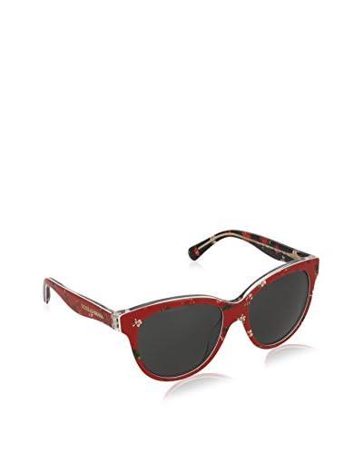 Dolce & Gabbana Gafas de Sol Mod. 4176 298787 49_298787 (49 mm) Rojo