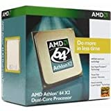 AMD Athlon64X2 5200+ BOX (2.7GHz×2/L2=512KB×2/65W/SocketAM2/65nm品) ADO5200DOBOX