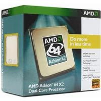 AMD Athlon 64 X2 5000+ AM2 Retail, 2.6GHz, 2 x 512KB L2 Cache, 2000MHz  FSB.
