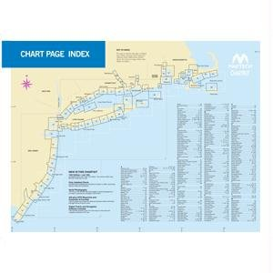 Maptech ChartKit® Book w  Companion CD: Region 3 - New York to Nantucket and to... by Maptech