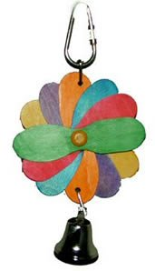 Super Bird Creations Crazy Daisy Bird Toy