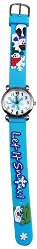 D&D Distributing Let It Snow Holiday Watch - 1