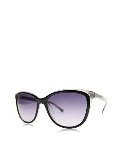 BENETTON Gafas de Sol 956S-01 (55 mm) Negro