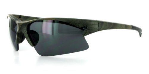 Woodsman Pro Camouflage Sports UV Sunglasses
