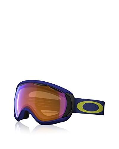 OAKLEY Occhiali da Neve Canopy Mod. 7047 Clip Blu