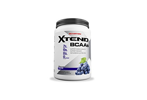 Scivation Xtend BCAA's- Grape 41.4 oz (1174 g), 90 servings (Bcaa Grape compare prices)