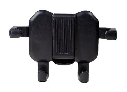 Ferma tenuta di montaggio espandibile per Poggiatesta auto/ Sedile posteriore Lettore DVD portatile Navitech/ Netbook/Notebook/ Tablet pc & Computer portatili per dispositivi da 10,1 pollici fino a 13,3 pollici