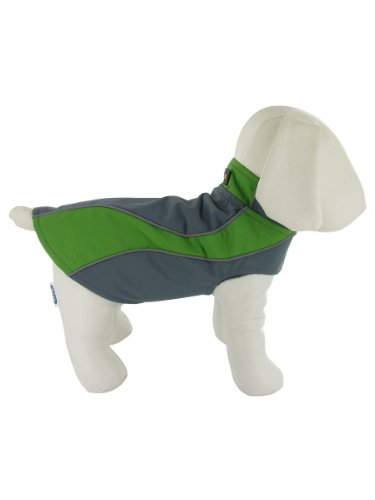 Explorer Fleece Small Reflective Dog Coat
