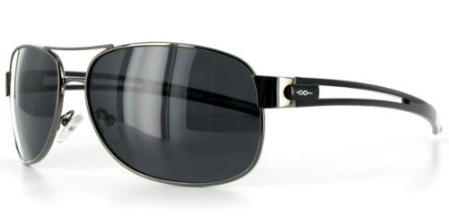 Oxen 91002 Gunmetal Polarized Sunglasses