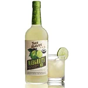 Tres Agaves Margarita Mix (1 Ltr)