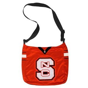 North Carolina State Wolfpack Jersey Tote Bag ncaa south carolina gamecocks flag with grommets
