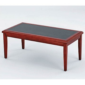 Hardwood Coffee Table (Charcoal Matrix/ Medium Finish)