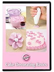 WILTON DVD CAKE DECORATING BASICS 901-120