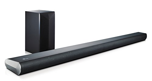 LG Electronics LAS551H Sound Bar (2015 Model)