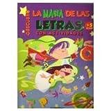 img - for DESCUBRO LA MAGIA DE LAS LETRAS (Spanish Edition) book / textbook / text book