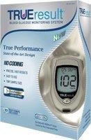 Cheap Trueresult Blood Glucose Monitor Kit (UHS-67E4H0181)