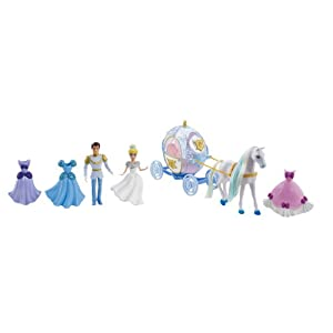 Disney Favorite Moments Cinderella Deluxe Gift Set
