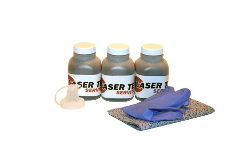Samsung ML-1710 Toner Refill Kit 3 Pack by Laser Tek, Services, High Yield, also good with the ML-1510, ML-1710, ML-1720, ML-1740