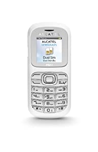 Alcatel OT Duet Free White