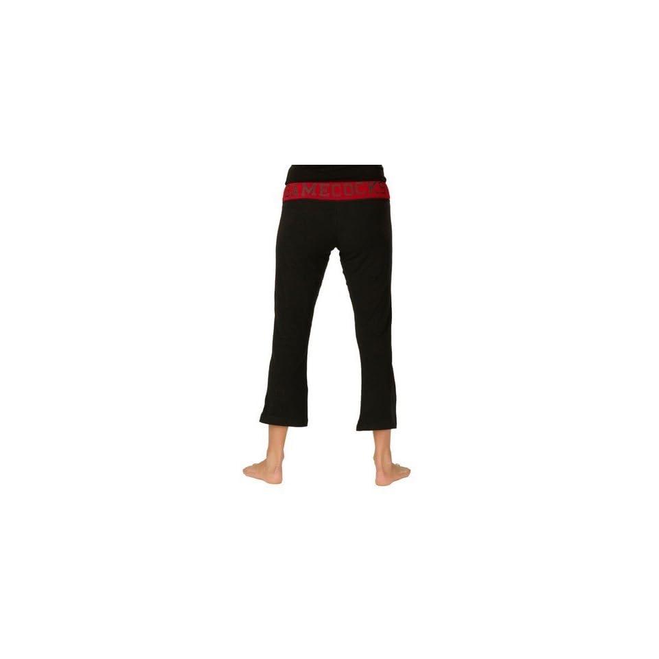 South Carolina Gamecocks Womens Crop Yoga Pants Exercise Gear