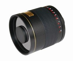 Rokinon 500Mm F6.3 Mirror Lens, Black For Nikon