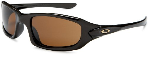 Oakley Men's Fives Sunglasses,Brown Sugar Frame/Bronze Lens,one size