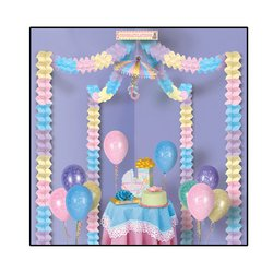 Baby Shower Party Canopy Party Accessory (1 Count) (1/Pkg) front-318190
