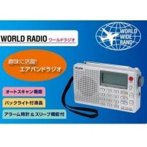 ELPA 라디오 ER-C57WR-ER-C57WR