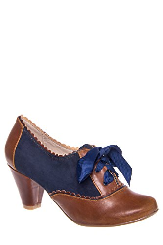 Majesty Low Heel Oxford
