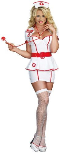 Nurse Knockout Costume